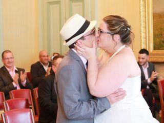 Le mariage de Fréderic et Sandrine