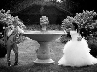 Le mariage de Flora  et Benjamin