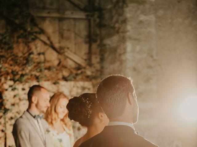 Le mariage de Thibault et Ludivine à Lommoye, Yvelines 9