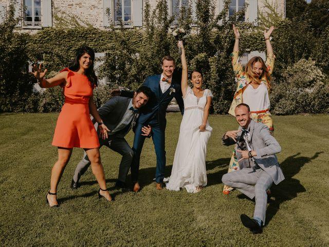 Le mariage de Thibault et Ludivine à Lommoye, Yvelines 12
