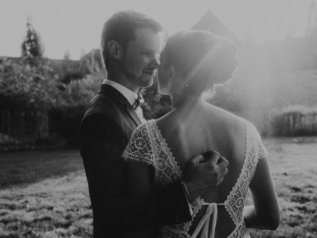 Le mariage de Thibault et Ludivine à Lommoye, Yvelines 14