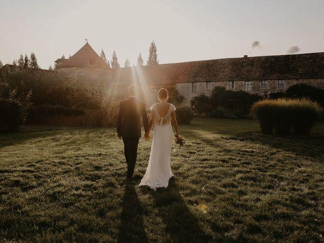 Le mariage de Thibault et Ludivine à Lommoye, Yvelines 15