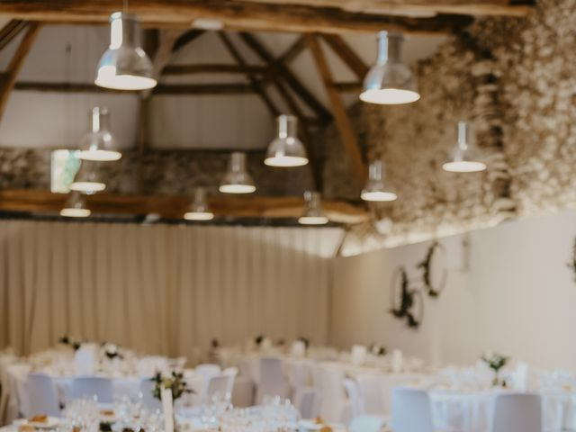 Le mariage de Thibault et Ludivine à Lommoye, Yvelines 17