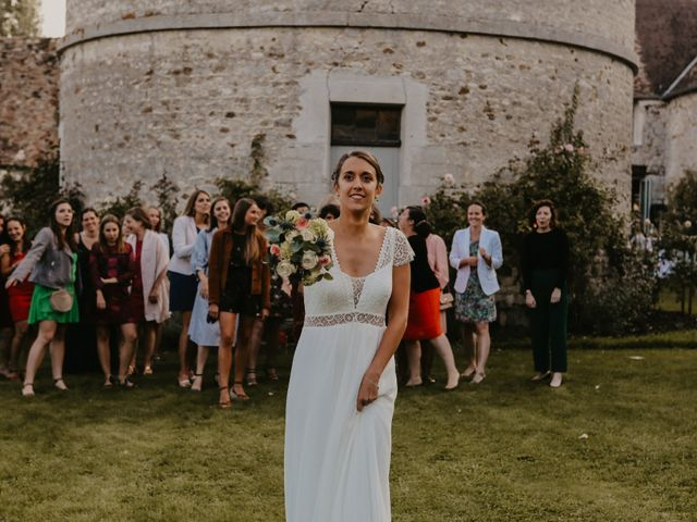 Le mariage de Thibault et Ludivine à Lommoye, Yvelines 20