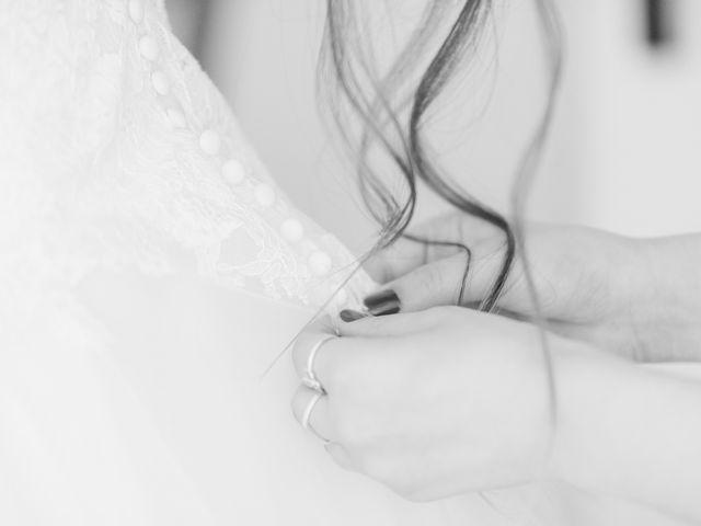 Le mariage de Xavier et Mélanie à Dénat, Tarn 2
