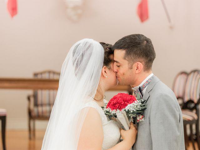 Le mariage de Xavier et Mélanie à Dénat, Tarn 15