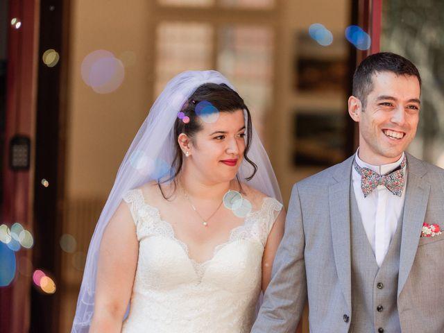 Le mariage de Mélanie et Xavier