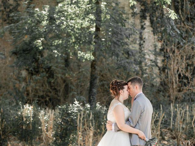 Le mariage de Xavier et Mélanie à Dénat, Tarn 19