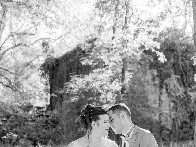 Le mariage de Xavier et Mélanie à Dénat, Tarn 20