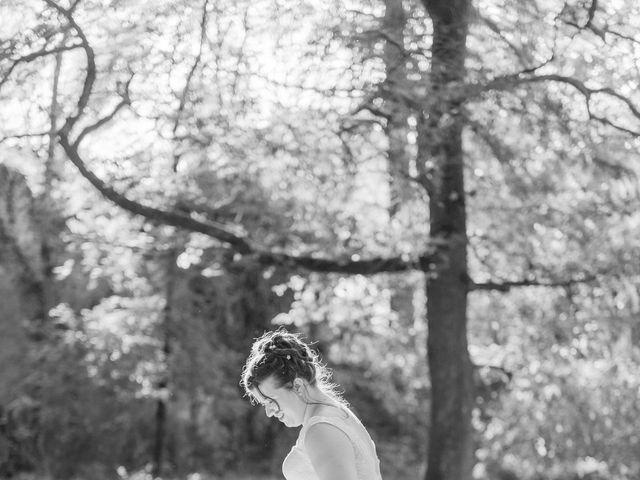 Le mariage de Xavier et Mélanie à Dénat, Tarn 23