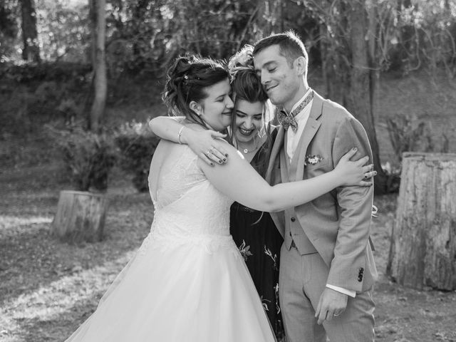 Le mariage de Xavier et Mélanie à Dénat, Tarn 29