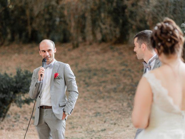 Le mariage de Xavier et Mélanie à Dénat, Tarn 33