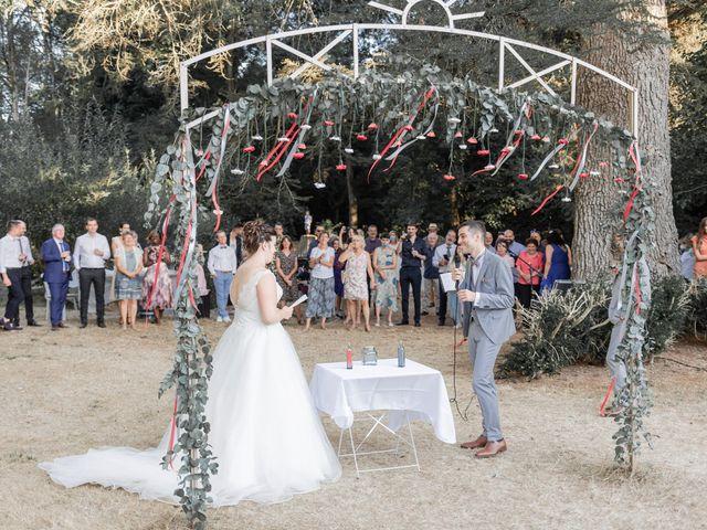Le mariage de Xavier et Mélanie à Dénat, Tarn 34