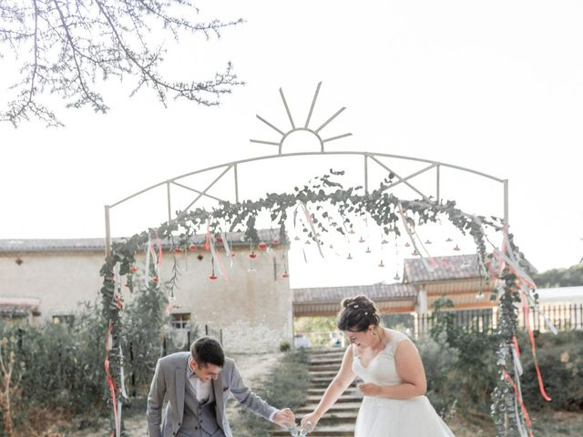Le mariage de Xavier et Mélanie à Dénat, Tarn 36