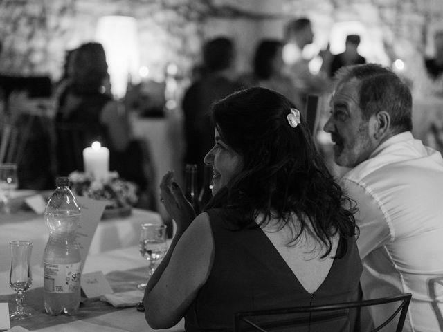 Le mariage de Xavier et Mélanie à Dénat, Tarn 45