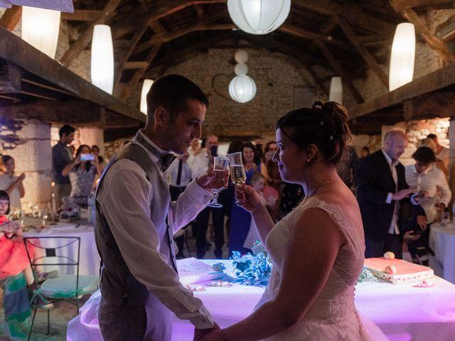 Le mariage de Xavier et Mélanie à Dénat, Tarn 46