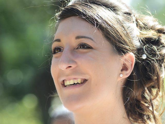 Le mariage de Michel et Coralie à Anduze, Gard 4