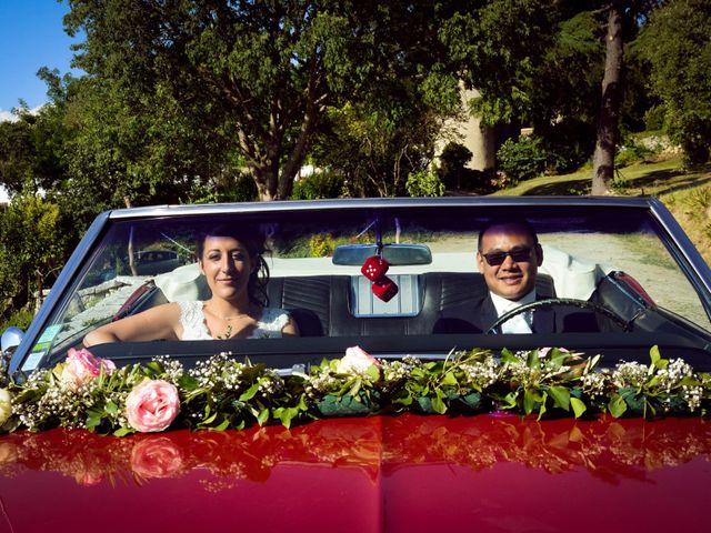 Le mariage de Michel et Coralie à Anduze, Gard 6
