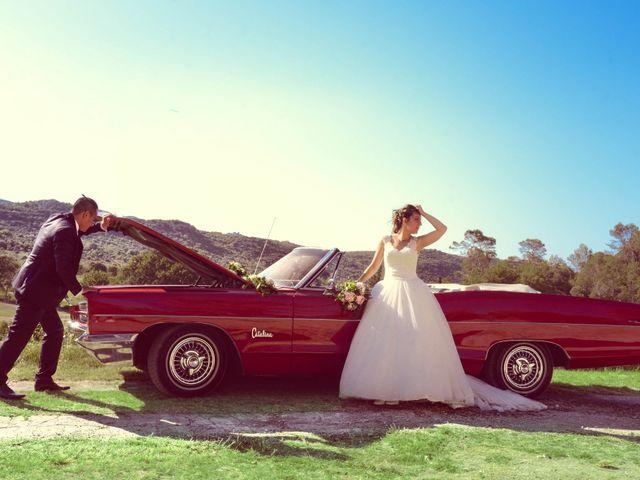 Le mariage de Michel et Coralie à Anduze, Gard 10