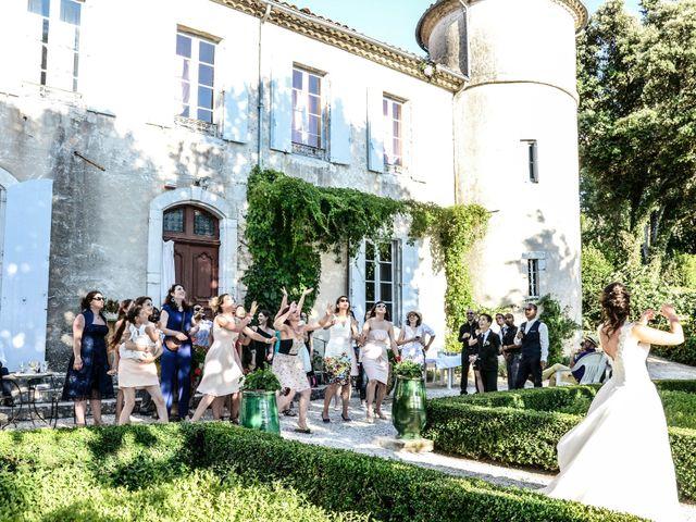 Le mariage de Michel et Coralie à Anduze, Gard 13