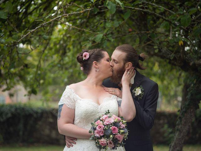 Le mariage de Madeleine et Dimitri