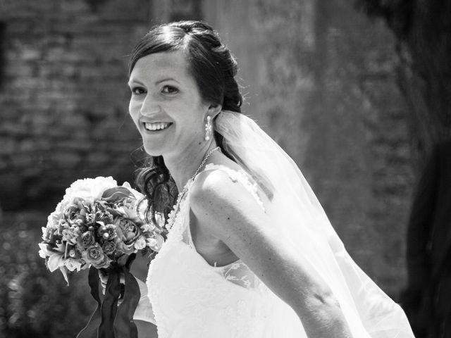 Le mariage de Dylan et Elodie à Anzy-le-Duc, Saône et Loire 3