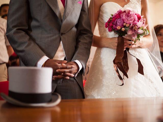 Le mariage de Dylan et Elodie à Anzy-le-Duc, Saône et Loire 2