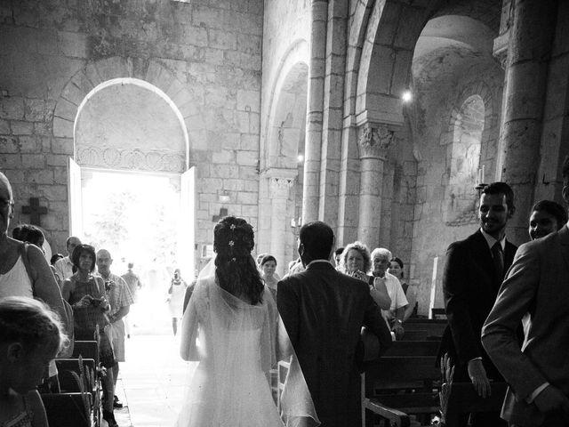 Le mariage de Dylan et Elodie à Anzy-le-Duc, Saône et Loire 12