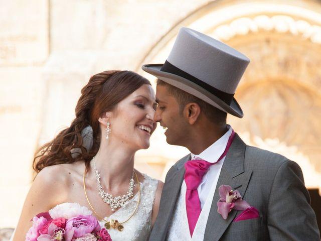 Le mariage de Dylan et Elodie à Anzy-le-Duc, Saône et Loire 15