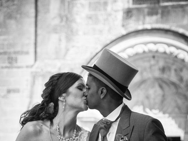 Le mariage de Dylan et Elodie à Anzy-le-Duc, Saône et Loire 16
