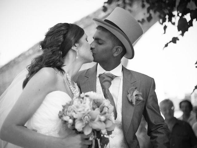 Le mariage de Dylan et Elodie à Anzy-le-Duc, Saône et Loire 17