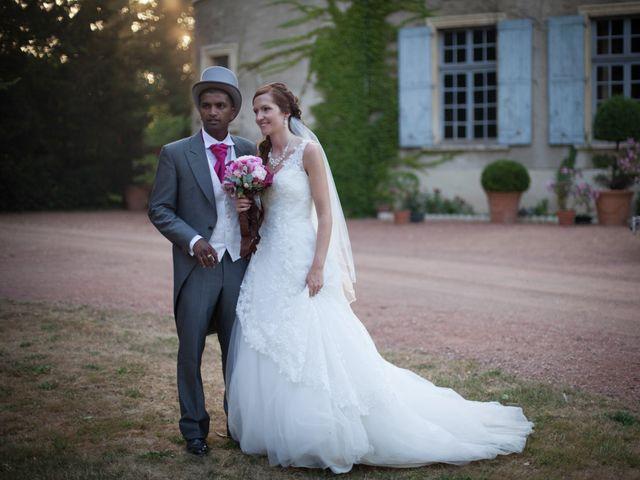 Le mariage de Dylan et Elodie à Anzy-le-Duc, Saône et Loire 33