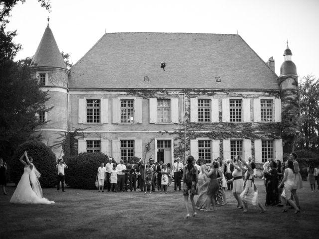 Le mariage de Dylan et Elodie à Anzy-le-Duc, Saône et Loire 36