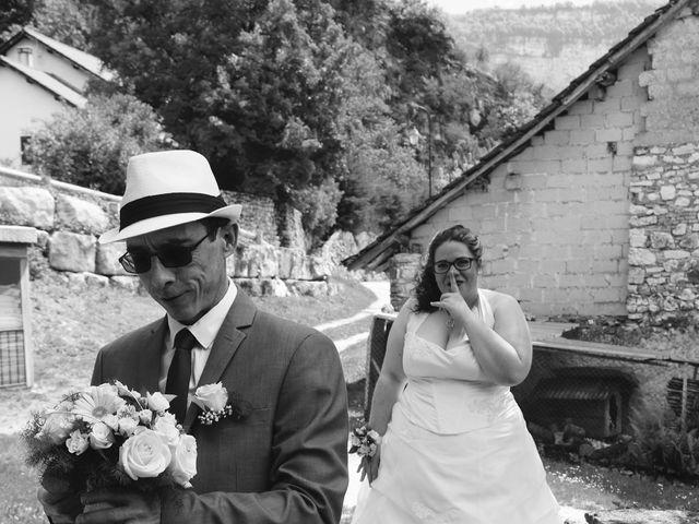 Le mariage de Sandrine et Fréderic à Belley, Ain 3