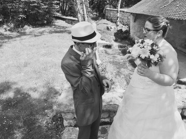 Le mariage de Sandrine et Fréderic à Belley, Ain 2
