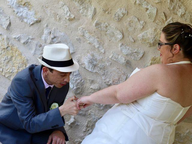 Le mariage de Sandrine et Fréderic à Belley, Ain 8