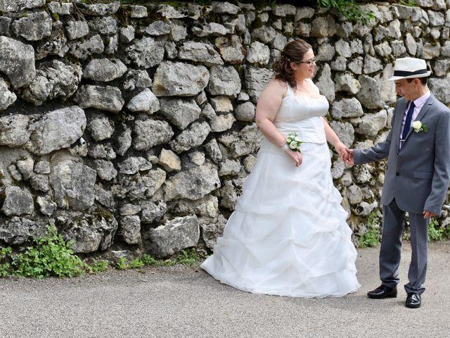 Le mariage de Sandrine et Fréderic à Belley, Ain 9