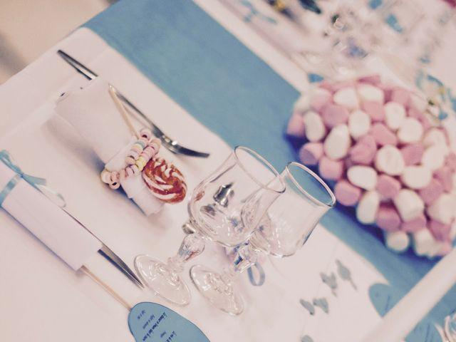 Le mariage de Sandrine et Fréderic à Belley, Ain 13