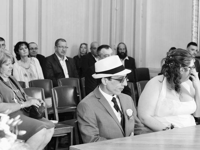 Le mariage de Sandrine et Fréderic à Belley, Ain 17