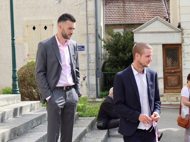 Le mariage de Sandrine et Fréderic à Belley, Ain 22