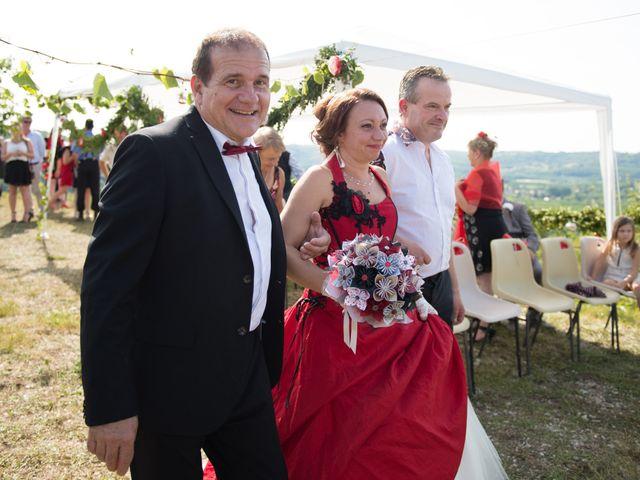 Le mariage de Nathanaël et Virginie à Martel, Lot 6