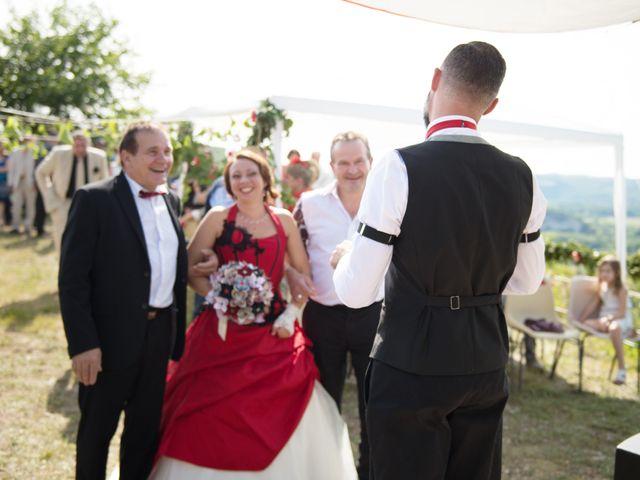 Le mariage de Nathanaël et Virginie à Martel, Lot 7