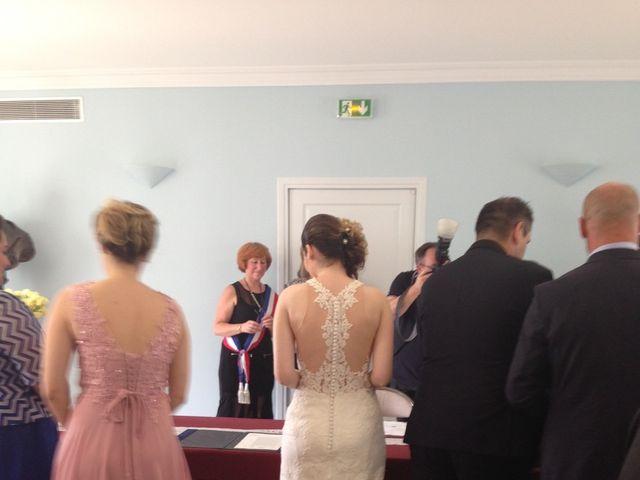 Le mariage de Henri et Sandrine à Coupvray, Seine-et-Marne 5