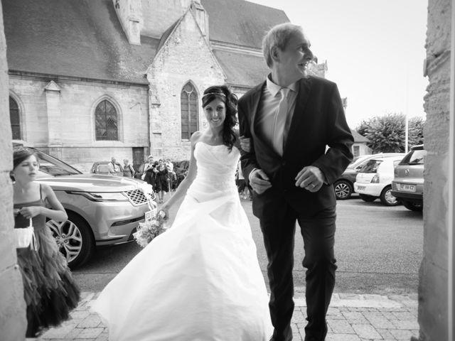 Le mariage de Nicolas et Nathalie à Fitz-James, Oise 12