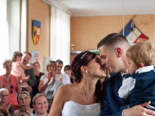 Le mariage de Nicolas et Nathalie à Fitz-James, Oise 28