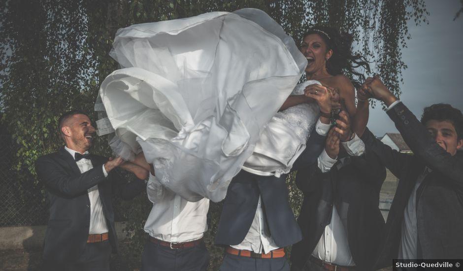 Le mariage de Nicolas et Nathalie à Fitz-James, Oise