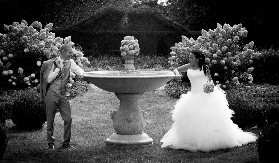 Le mariage de Benjamin et Flora  à Saint-Sauveur-des-Landes, Ille et Vilaine