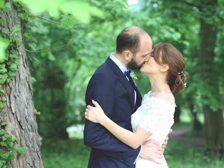 Le mariage de Fanny et David