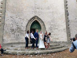 Le mariage de Theo et Camille