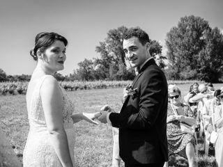 Le mariage de Pauline et Christopher